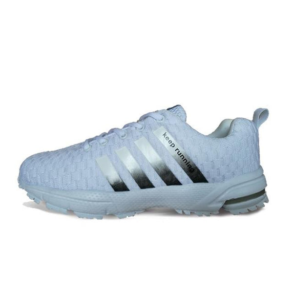 Men's Casual Fashion Breathable Large Size Running Sports Shoes - SolaceConnect.com