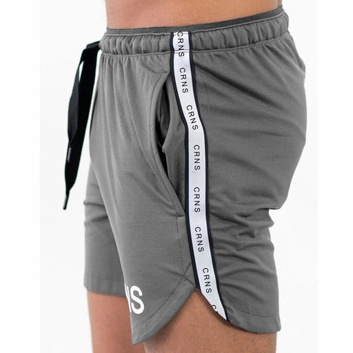 Men's Gym Fitness Bodybuilding Breathable Mesh Casual Beach Summer Shorts - SolaceConnect.com