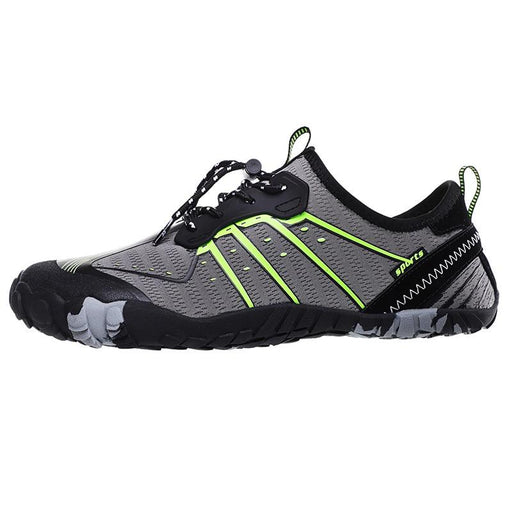 Men's and women's outdoor five-fingered beach shoes zapatos mujer Spring Lace-Up Quick-Drying - SolaceConnect.com
