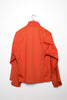 1970's Mens Orange Windbreaker