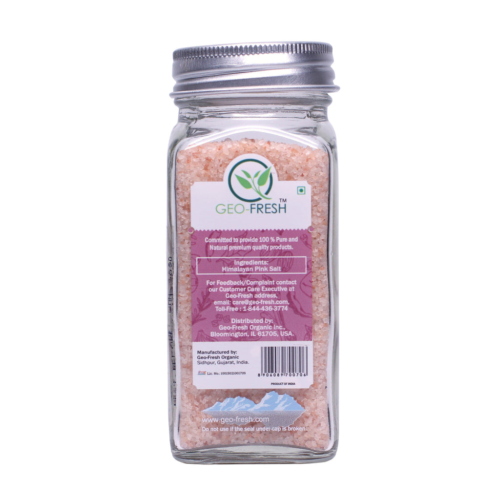 Geo-Fresh Himalayan Pink Salt 3.88 oz