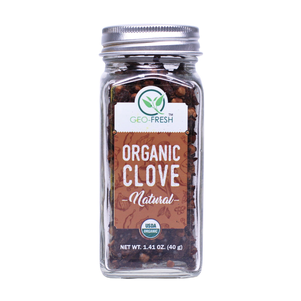 Geo-Fresh Organic Cloves 1.41 oz