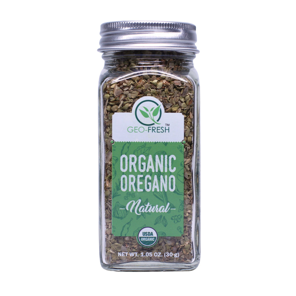 Geo-Fresh Organic Oregano 1.05 oz
