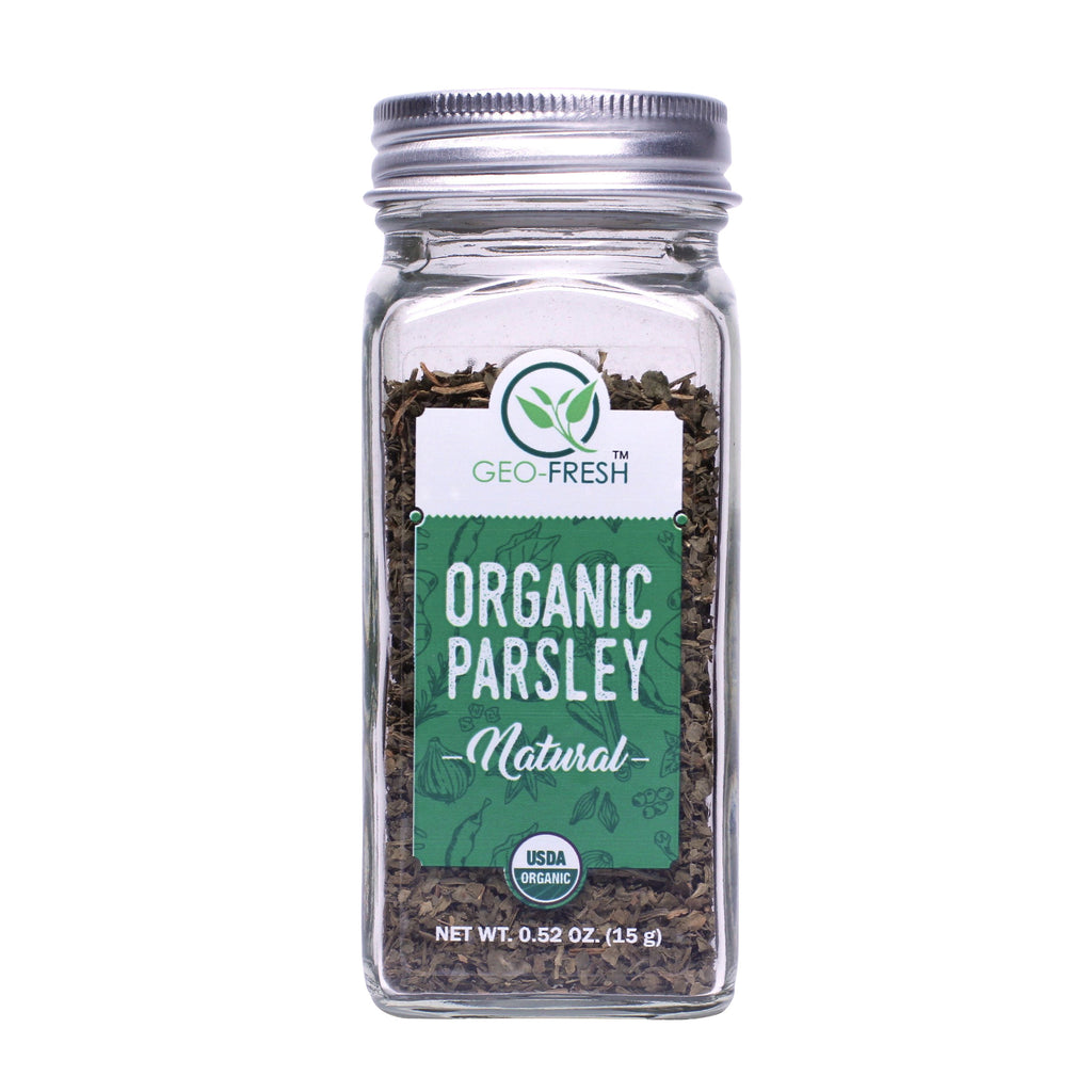 Geo-Fresh Organic Parsley .52 oz
