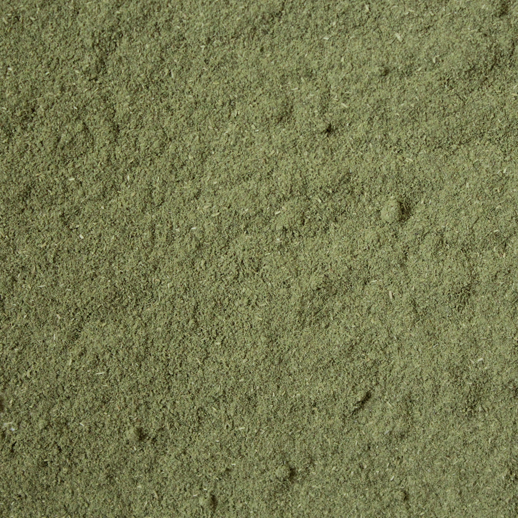 Organic Peppermint Leaf Powder Bulk 55 lb / 25 kg Sack