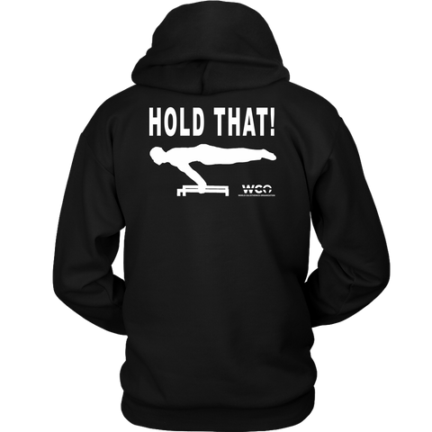 "WCO ""HOLD THAT"" - Planche Hoodie"