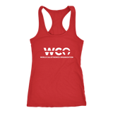 WCO Do you even Pull up Racer Back Tank - Womans