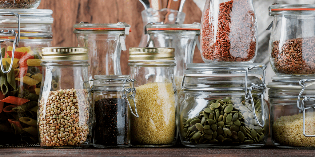 5 Items That Make The Perfect Pantry