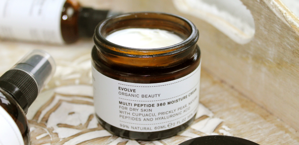 Multi Peptide 360 Moisture Cream Evolve Organic Beauty