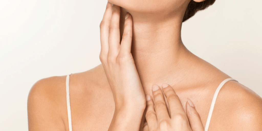 How to take care of the skin on our neck and face