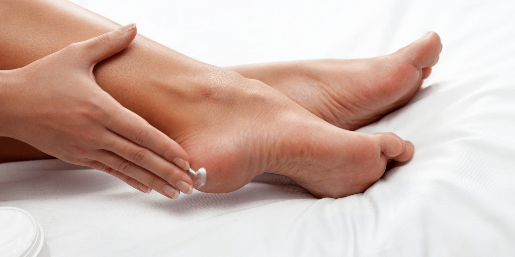 How to fix dry and cracked feet