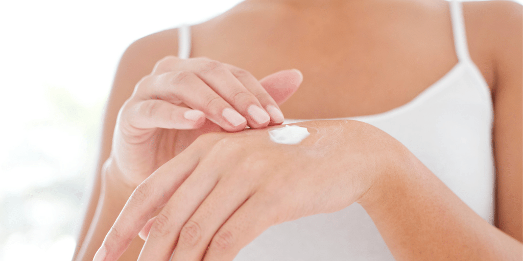 How to fix dry hands