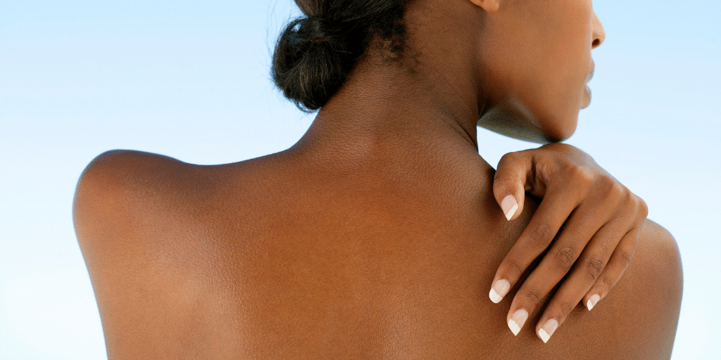 How to care for the skin on our shoulders and decolletage