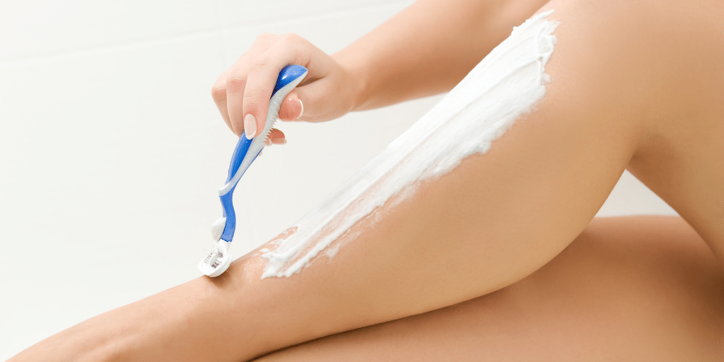 How to shave your legs properly