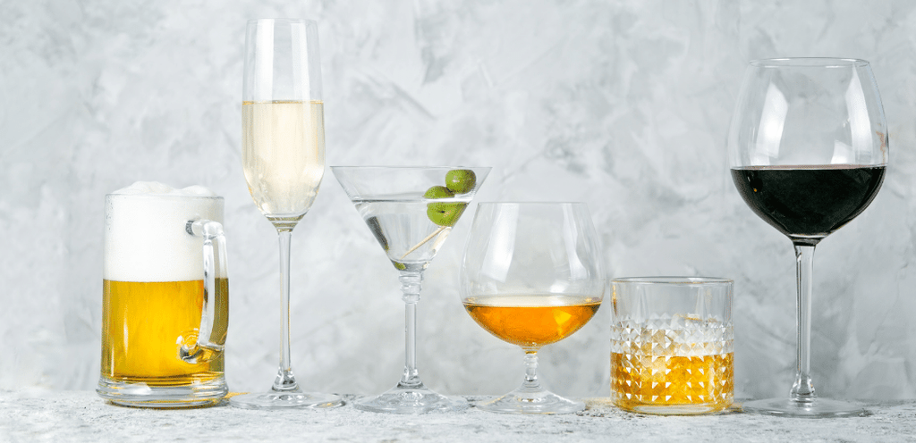How alcohol affects the skin Evolve Organic Beauty