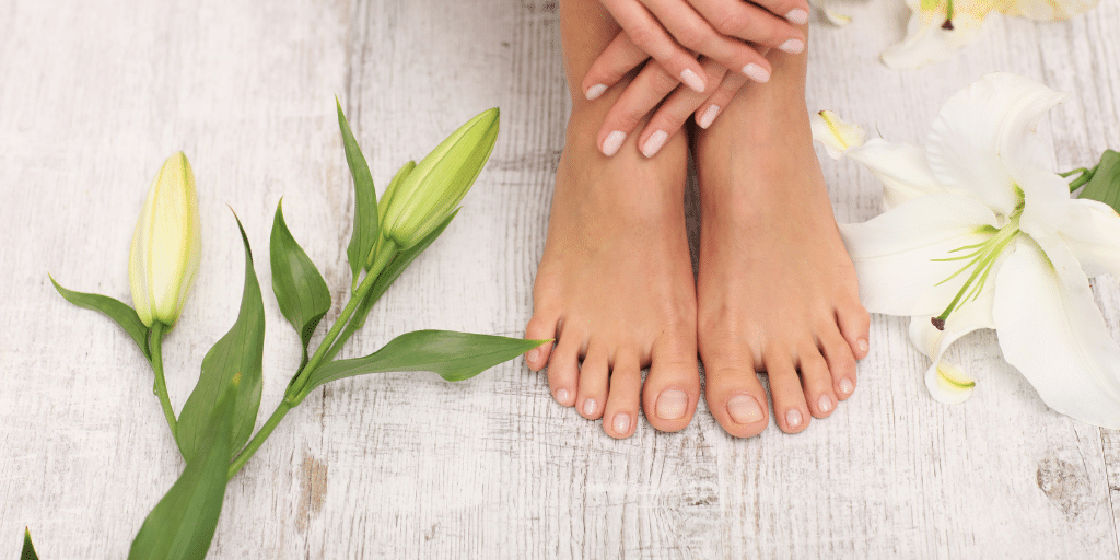 How to care for the skin on our hands and feet