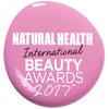 Natural Health Magazine Special Recognition 2017