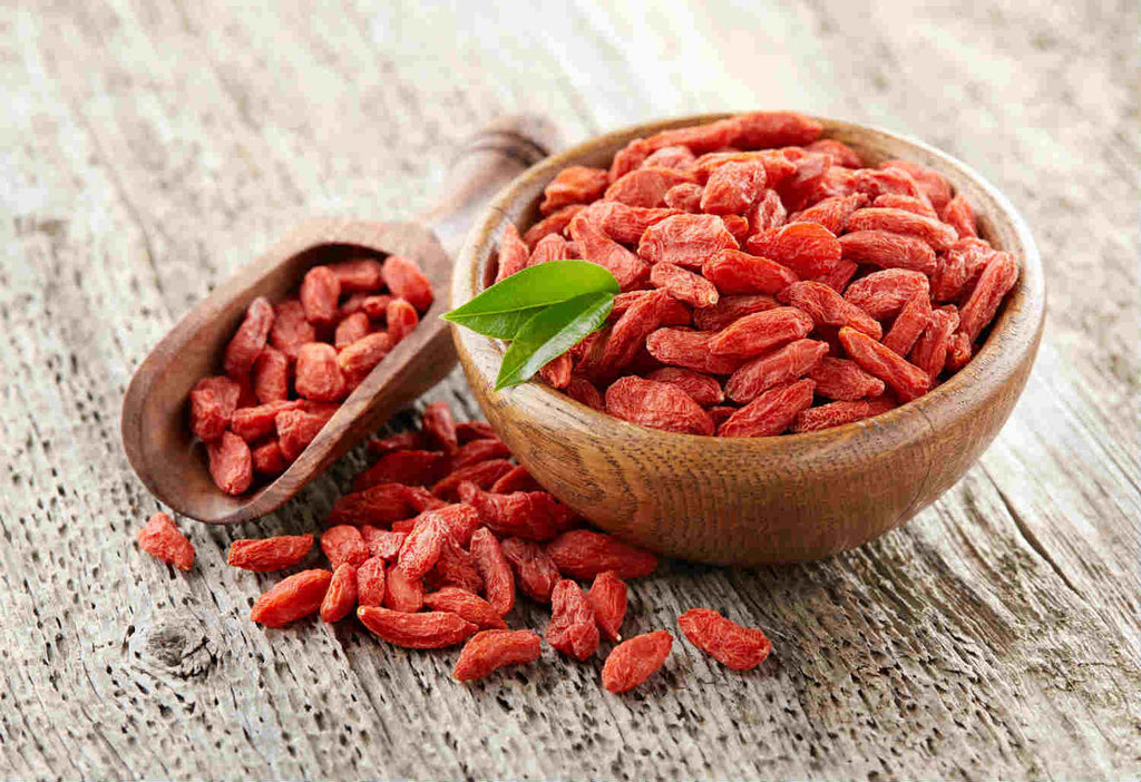 Goji Berry benefits for Skin