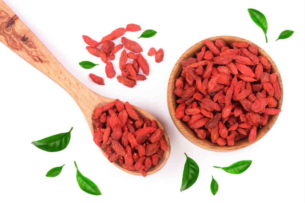 Benefits Of Goji Berries For Skin