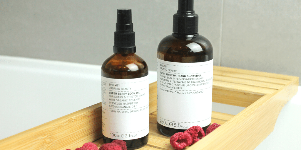 how to use shower oil