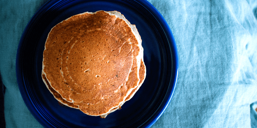 mix up the ingredients in your pancake batter to make them sweet or savoury