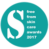 Free From Skin Care Awards 2017