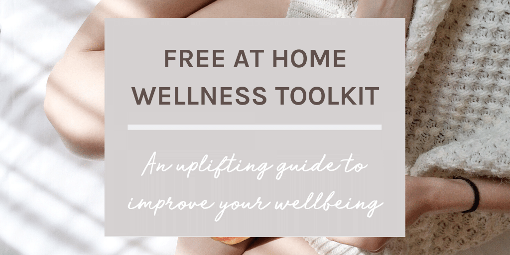 AT HOME WELLNESS TOOLKIT