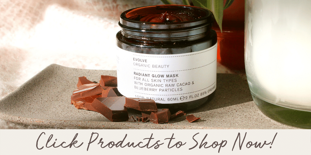 organic chocolate face mask