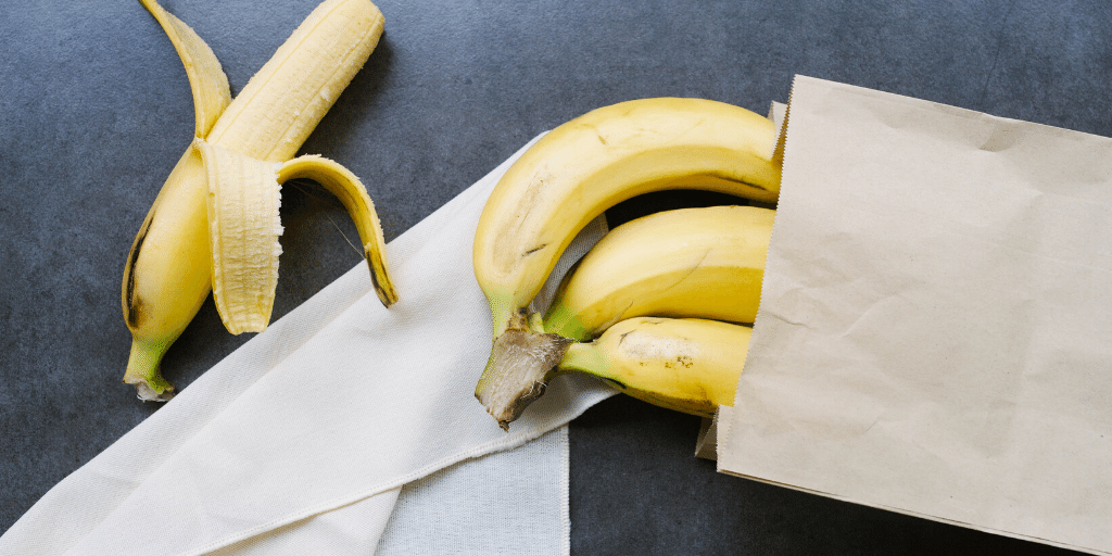 bananas are a source of prebiotics