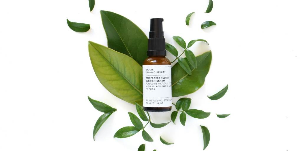 rainforest blemish serum