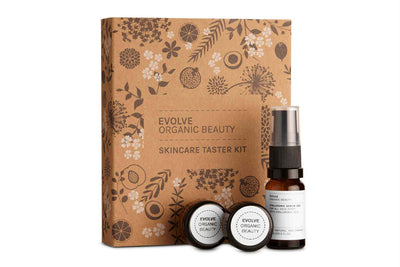 Evolve Beauty Products Default Title Organic Skincare Taster Kit (Giftset)