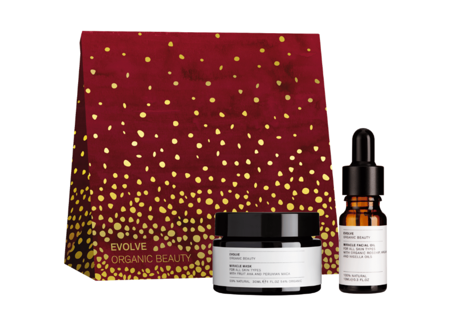 Evolve Organic Beauty Miracle Collection