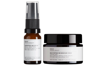 Evolve Organic Beauty Skincare Superfood Mini Miracles (Giftset)