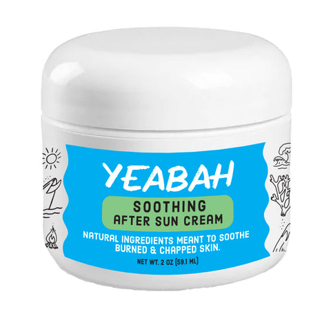 YEABAH Aftersun Soothing Cream 2.0 Oz.