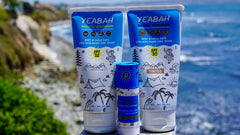 YeaBah Natural Mineral Sunscreen - Total Protection Kit
