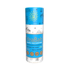 YeaBah Biodegradable Face Stick - Zinc Oxide Sunscreen Stick