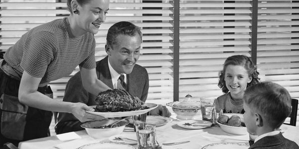A Brief History of the Family Dinner in America