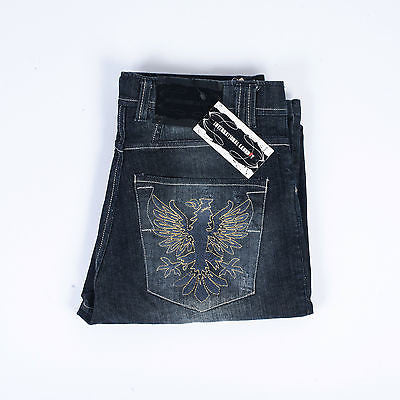 Men's International Laundry Dark Denim Jean