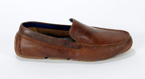 New Men's Cole Haan British Tan Kelson Driving Shoe Size 8.5M Retail $150