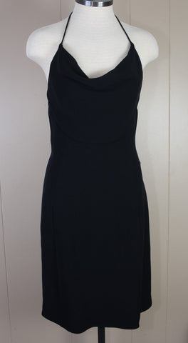 Women's Black Armani Dress Size 4