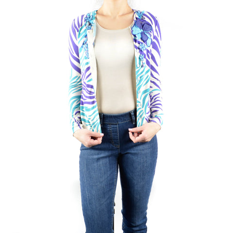 Women's Bluemarine Floral Top