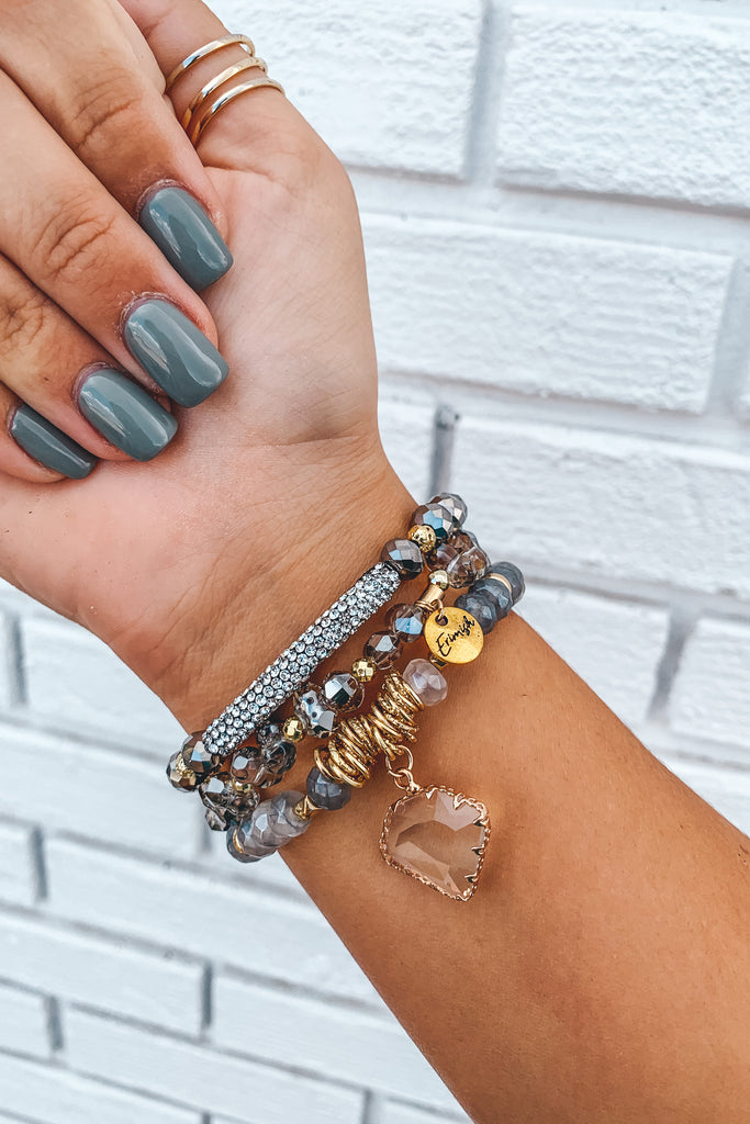 Erimish Stack Your Style Bracelet Set