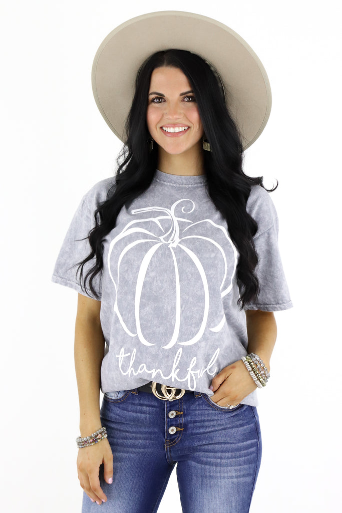 Oh So Thankful Graphic Tee