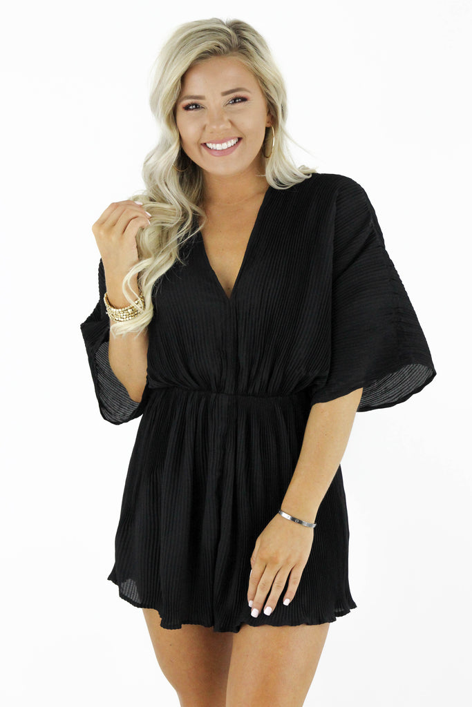 Just Take A Look Romper