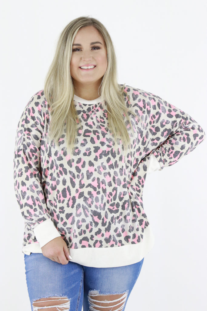CURVY: Express Our Love Top