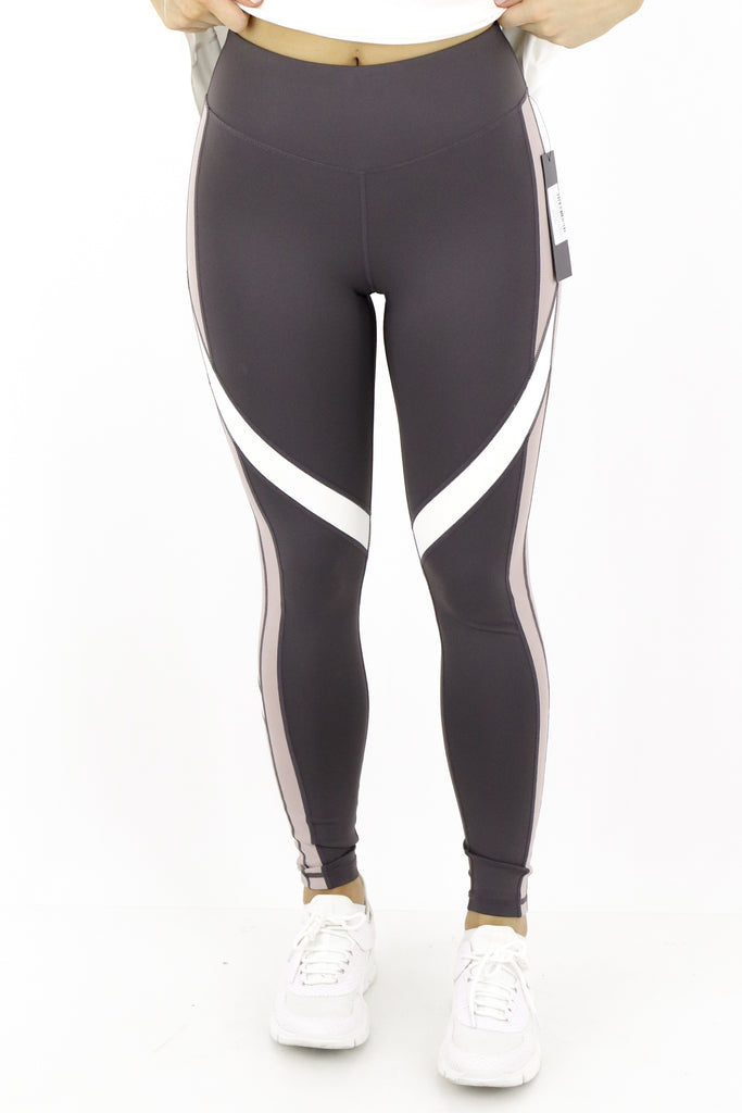 Nightly Strolls Color Block Leggings