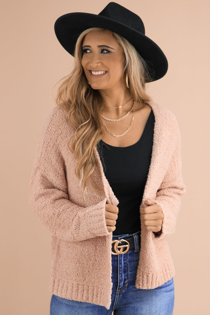 Soft & Cozy Cardigan