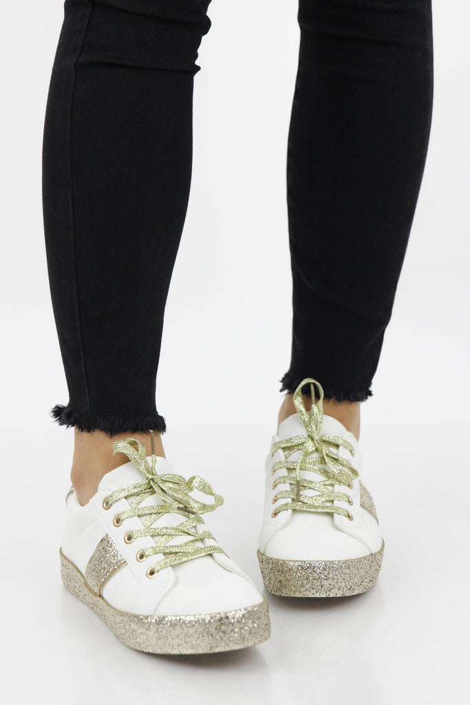 Glitz And Glam Sneakers