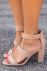 Special Kind Of Love Strappy Heels