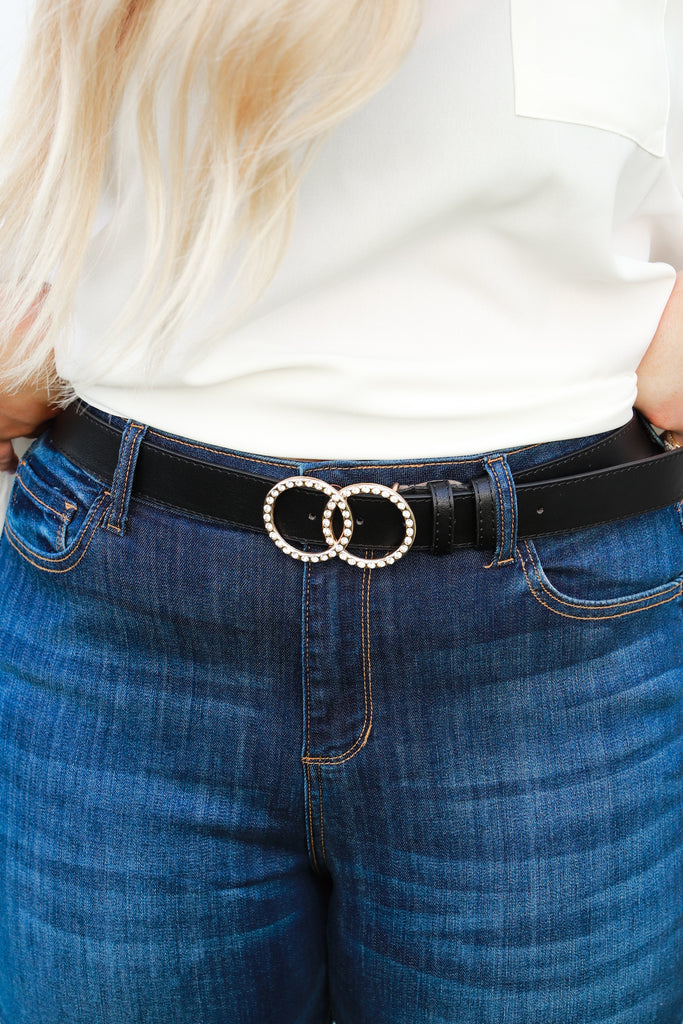 Seize The Night Studded (Curvy) Belt
